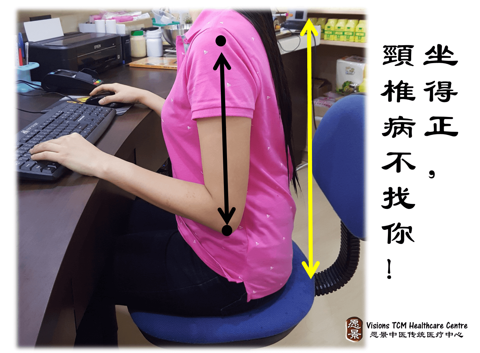 时常感觉颈项不适?小心颈椎病找上门哦。。。