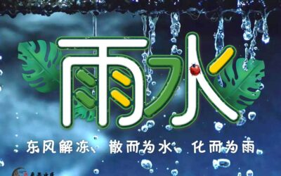 【二十四节气 – 雨水 – 中医养生】2021年雨水:18/02/2021
